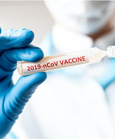 """اللقاح هو الأمل ضد """"كورونا"""""""