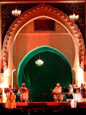 مهرجان الموسيقى الروحية