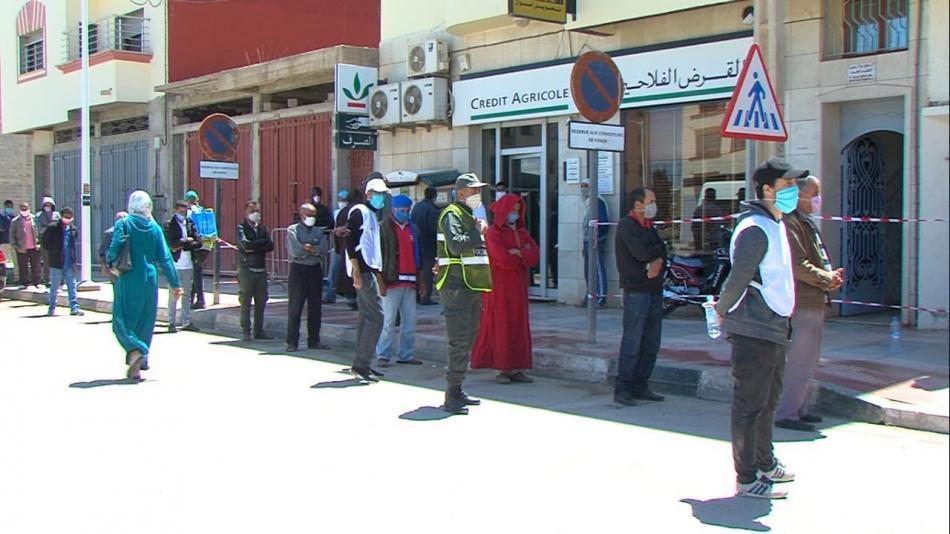 المغرب يقترض 450 مليون دولار لتحسين أداء الخدمات المالية
