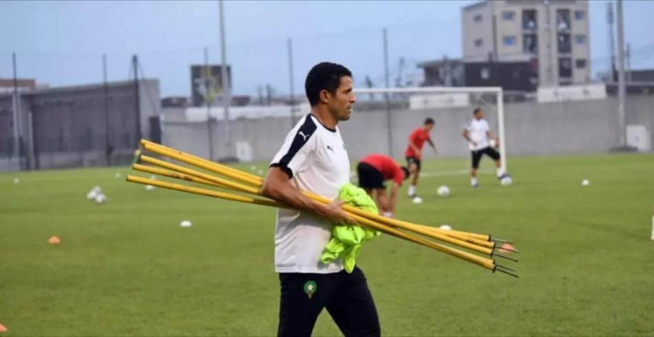 جامعة الكرة تعلن أسماء مدربي المنتخبات