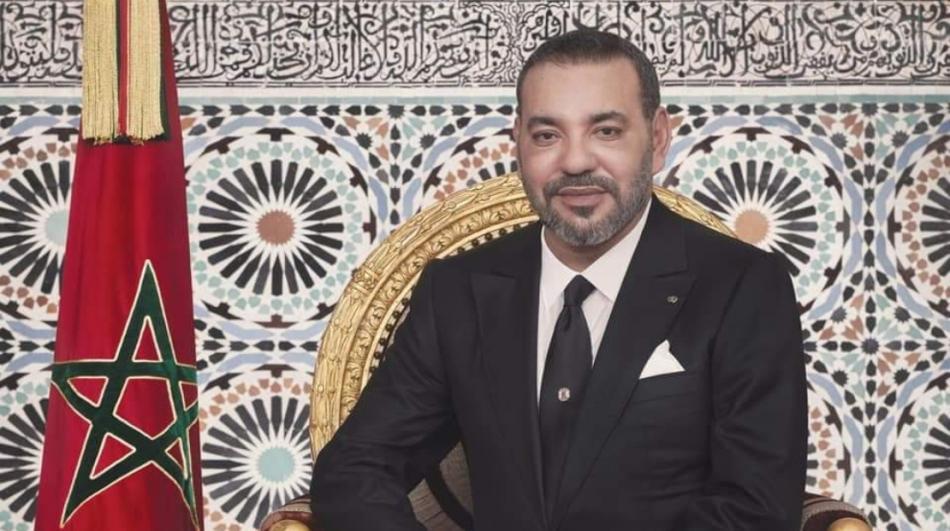 جلالة الملك يهنئ الرئيس المصري