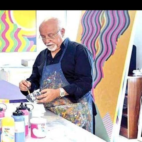 الفنان محمد المليحي