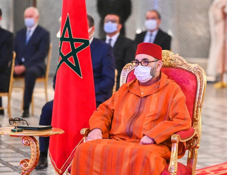 الرئاسة التونسية تشكر جلالة الملك على المساعدات المقدمة
