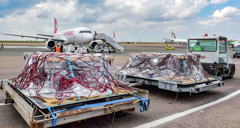 المغرب يواصل دعمه لتونس بمساعدات طبية