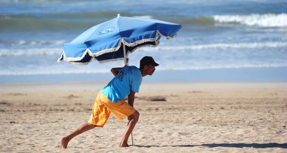 موجة حر شديدة من الخميس إلى السبت