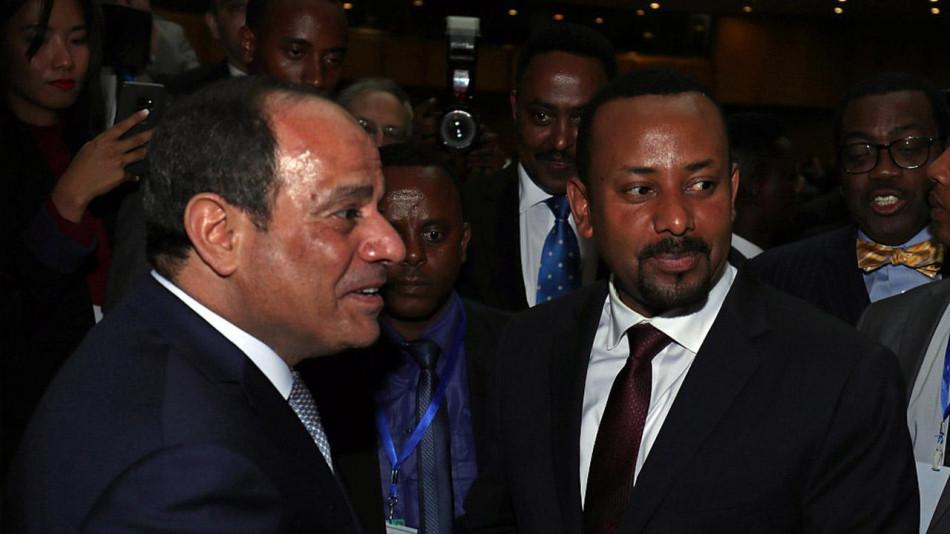 مصر تتوقع أضرارا جسيمة جراء سد النهضة الإثيوبي