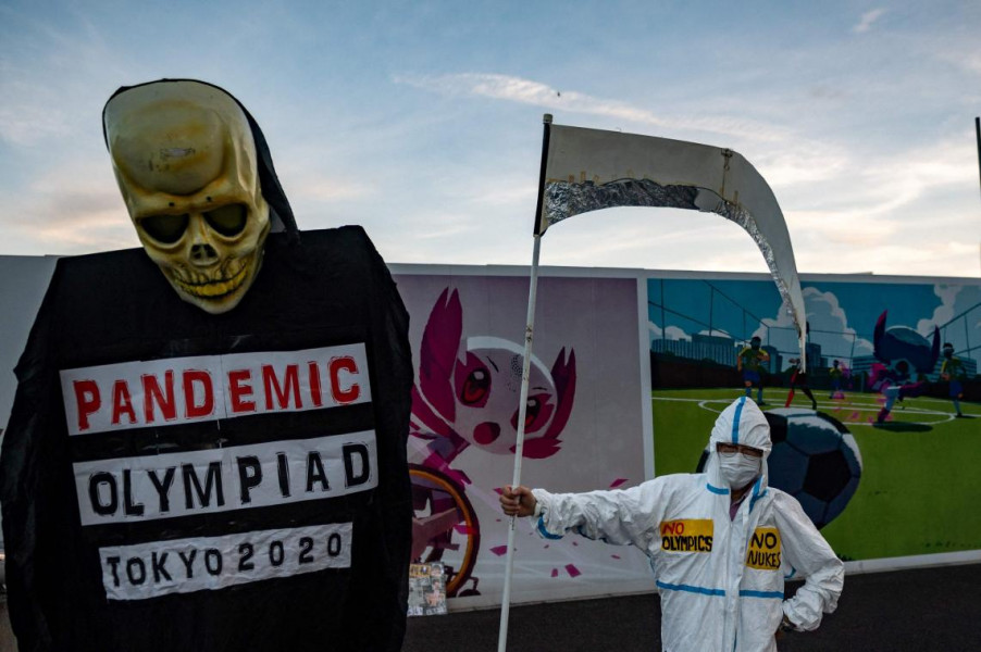 أولمبياد طوكيو .. الفيروس يواصل الانتشار بالقرية الأولمبية