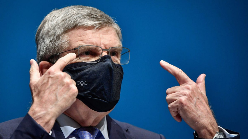 باخ : أولمبياد طوكيو يمنح البشرية ثقة في المستقبل