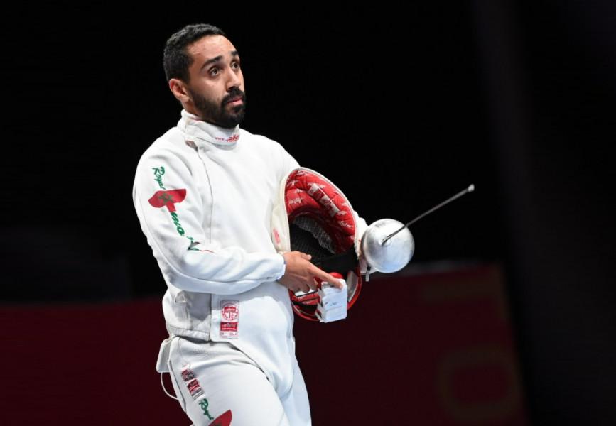 أولمبياد .. إقصاء حسام الكورد