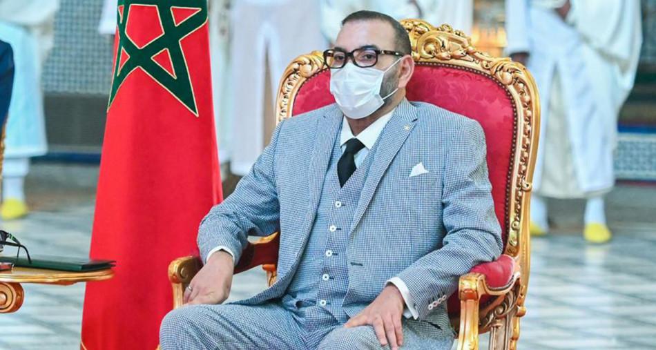 برقية تعزية ومواساة من جلالة الملك إلى الرئيس البرتغالي