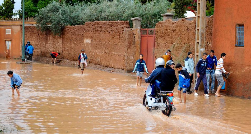 خسائر تتهدد المغرب بسبب المناخ.. تقرير البنك الدولي