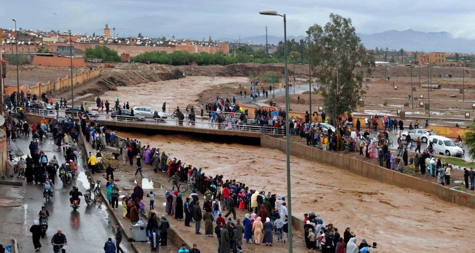 1,9 مليون مغربي سيجبرون على الهجرة بسبب المناخ