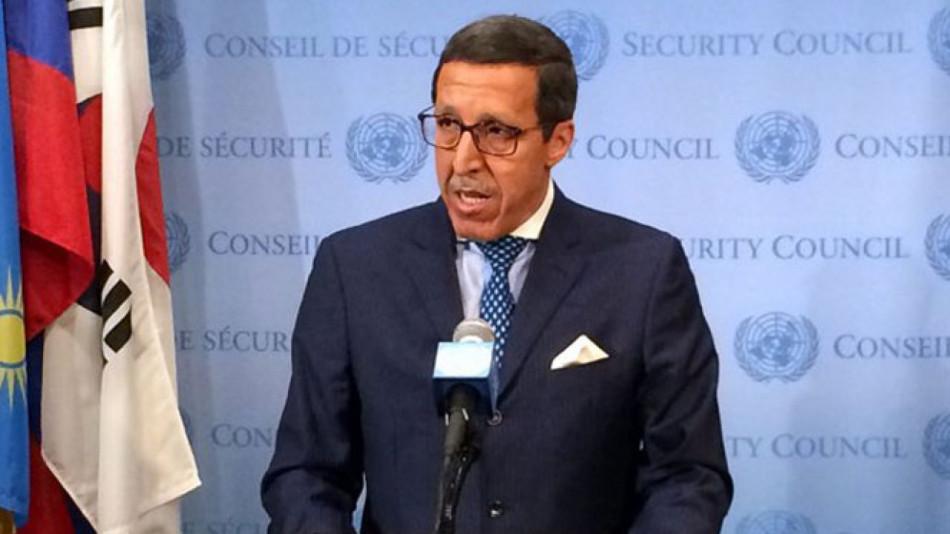 الأمم المتحدة.. هلال يستعرض رهانات لجنة نزع السلاح