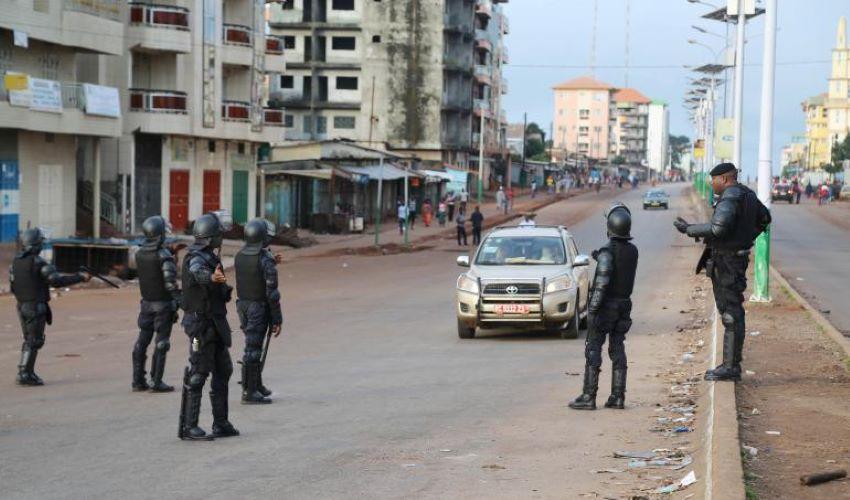 الاتحاد الإفريقي يعلق عضوية غينيا بعد الانقلاب