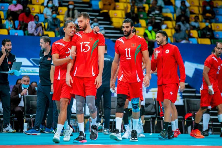 الكرة الطائرة .. المغرب يخسر المركز الثالث إفريقيا