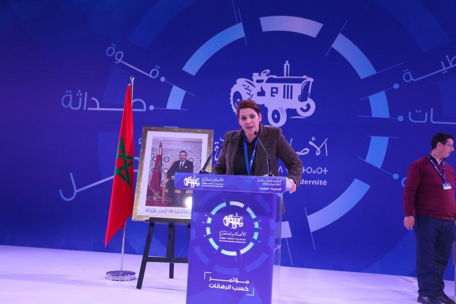 المنصوري لـSNRTnews: هذه حقيقة ترشحي لعمودية مراكش