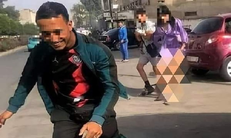 توقيف مصور فيديو التحرش بفتاة في طنجة