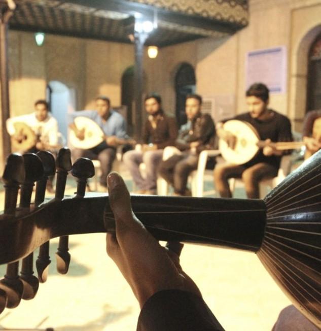 ورشات موسيقية