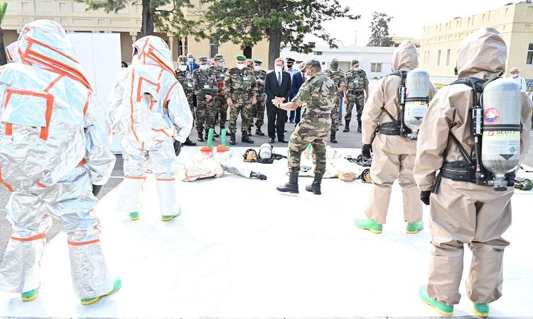 التهديدات النووية.. اختتام برنامج مشترك بين المغرب وأمريكا