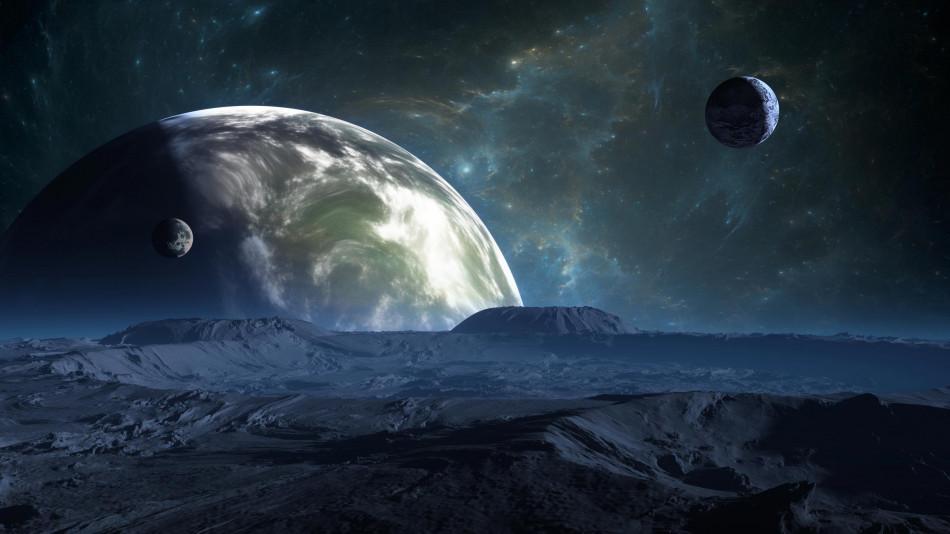 هل توجد حياة خارج الأرض؟