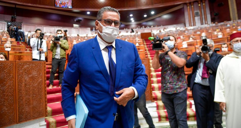 أحزاب المعارضة تقدم مبرراتها لرفض البرنامج الحكومي