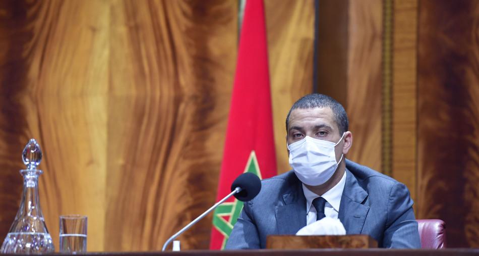 استقالة برلمانيين لحالة التنافي